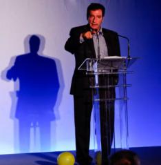 Ομιλία δημάρχου Αθηναίων σε ημερίδα για την εγκληματικότητα και τη βία στην πόλη