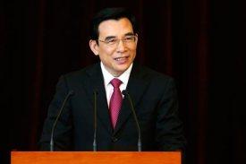 Δήμαρχος Πεκίνου κ. Wang Anshun